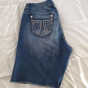 Seven7 Luxe bermuda shorts 16